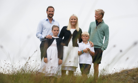Prince Haakon of Norway celebrates 41st birthday