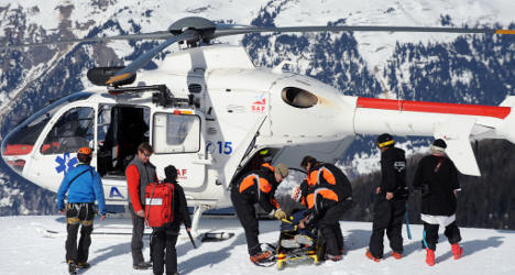 Missing French climber's body found on Mont Blanc 32 years later