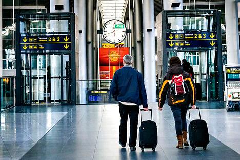 Ammonia sickens eight at Copenhagen Airport