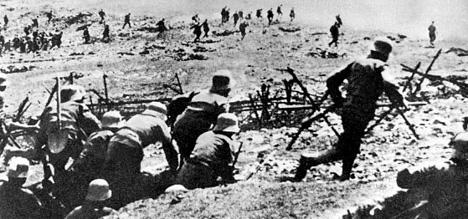 Search on for Austrian WWI memorabilia