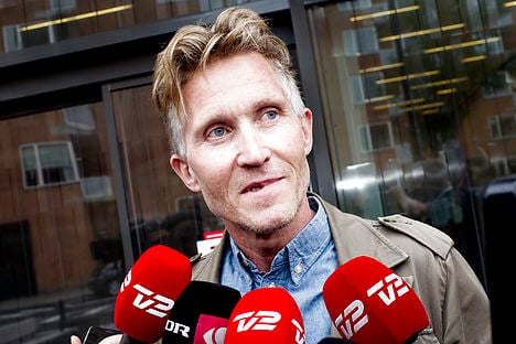 Danish champ acquitted of sex offence charges