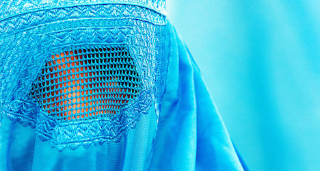 Freedom Party calls for burqa ban
