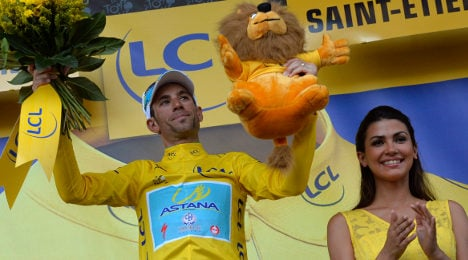 Tour de France: Nibali takes hold after Alps win