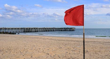 Barcelona beaches reopened after shark alert
