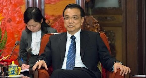Swiss-Chinese free trade agreement takes effect