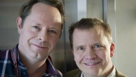 Sci-fi robot drama new Swedish global success