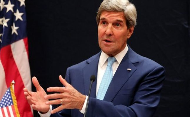 Kerry and Zarif in second day of nuclear talks