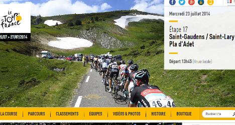 Tour de France stage 17: Pole Rafal Majka wins