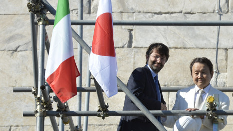 'Our company has grown thanks to Italy'