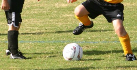 Young girl footballers accused of 'being boys'