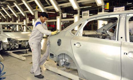 Volkswagen unveils India investment