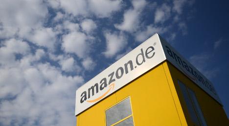 Union targets Amazon with fresh strikes