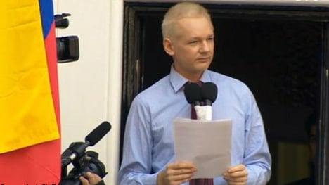 Assange team 'confident' over Sweden hearing