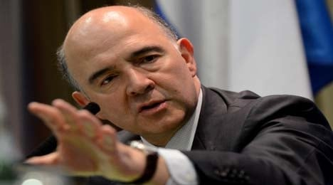 Berlin could block French bid for EU finance job