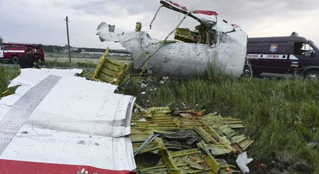 Malaysia jet crash: Call for urgent investigation