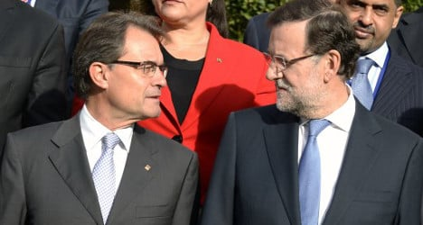It's a date: Spanish PM to meet with Catalan leader