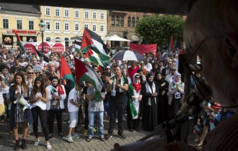 Gaza crisis delaying case of murdered child