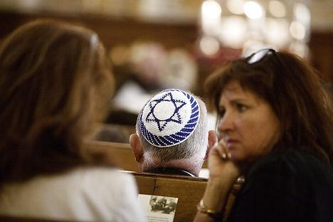 Gaza conflict reaches Denmark's Jews