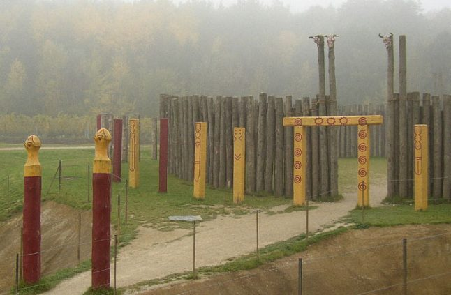 Burgenland's 'Stonehenge' discovery