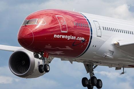 Norwegian opens direct flight to Bangkok