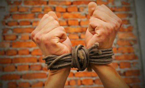 Spanish cops bust human trafficking ring