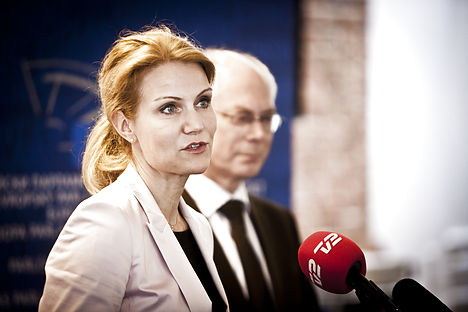 Thorning EU rumours reignited by endorsement