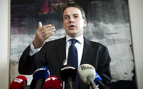 Former minister leaves politics for UN job