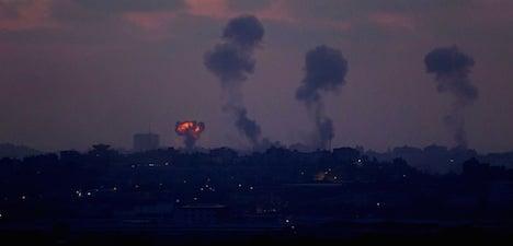 Kerry seeks Gaza truce from Netanyahu