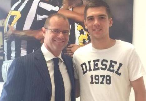 Danish youngster moves to Juventus