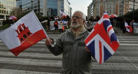 'UK must get off fence on Gibraltar': British MPs