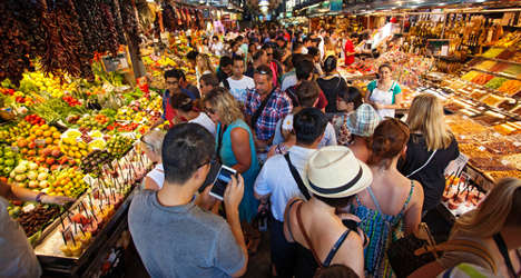 'Don't limit tourist visits to Barcelona market'