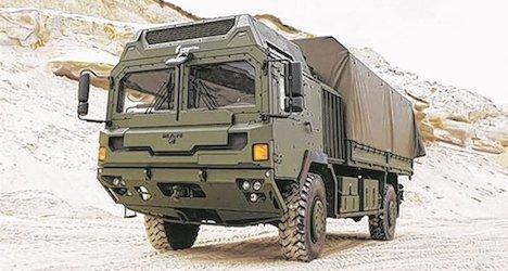 Military company wins export bid down-under