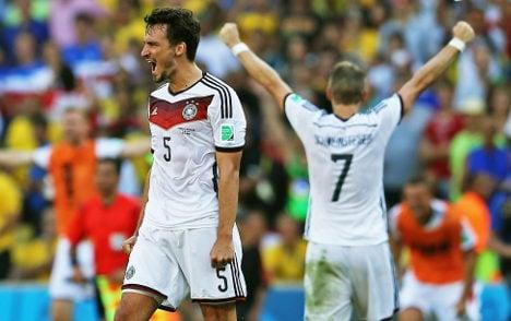 LIVE BLOG: Germany beat France 1-0