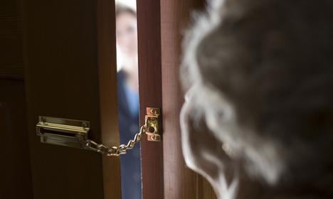 Fraudsters target elderly in 'grandchild' scam