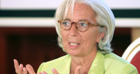 IMF doubles 2014 growth forecast for Spain