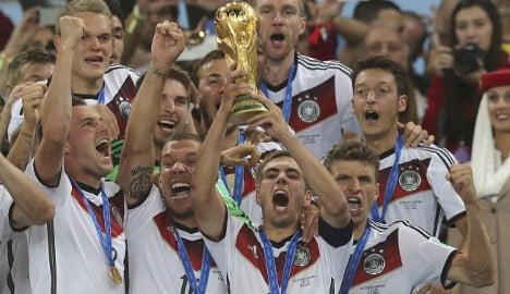 Captain Philipp Lahm retires from German side