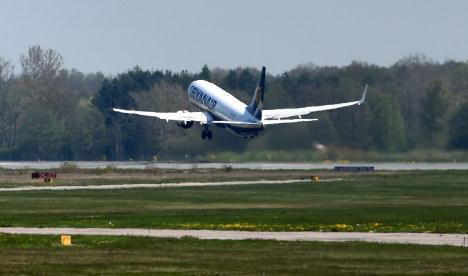 Ryanair launches flights from Hamburg