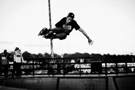 IN PICTURES: Life in Roskilde's skatepark