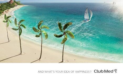 Italian businessman bids to buy Club Med