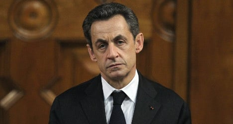 Embattled Sarkozy hit by new legal headache