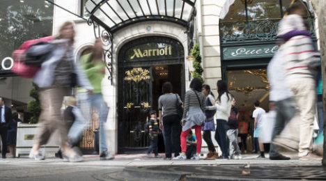 France 'to scrap' steep rise in hotel tax