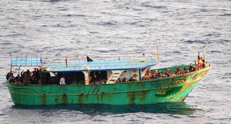 Traffickers left migrants to die 'like beasts'