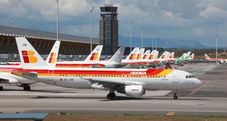 Spanish airlines suspend Tel Aviv flights