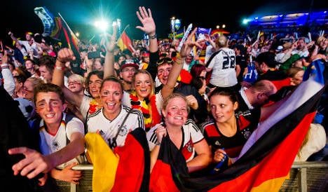 Stunned, euphoric Germany hurtle to final