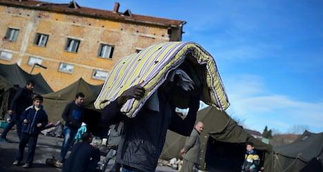 Asylum children on the run in Austria