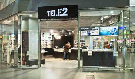 Swedish TeliaSonera buys Norwegian Tele2
