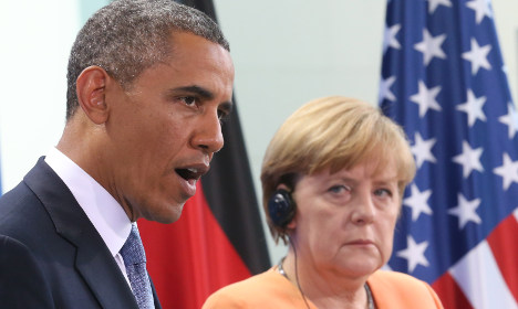 USA's reputation takes a hit in Germany