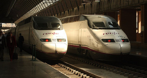 Train strike to sting Spain's holidaymakers