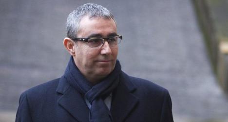 Suspect fingers ex-king in royal corruption case