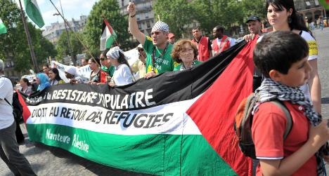 Pro-Palestinian Paris demo given green light
